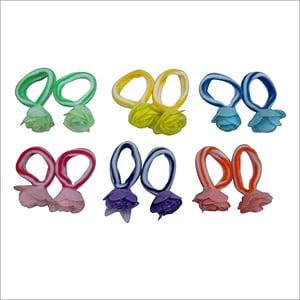 Flower Rubber Band