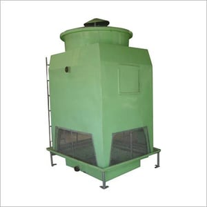 Square Induced Draft Cooling Tower