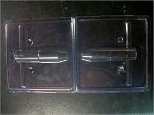 Clear PVC Biscuit Boxes