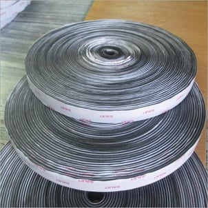 Sponge Rubber Strips With Adhesive Tape