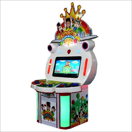 Cheerful Hitting Game Machine