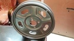 Electronic Rickshaw Wheel Rim