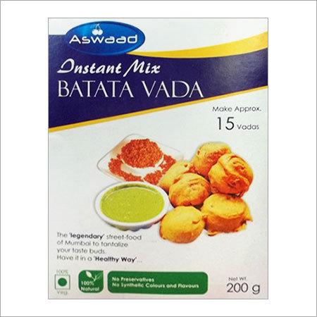 Instant Mix Batata Vada