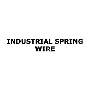 Industrial Spring Wire