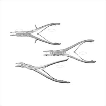 Bone Nibbler Or Gouge Forceps