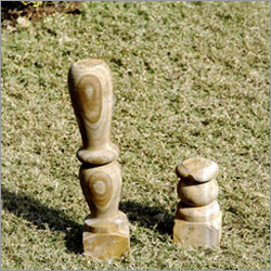 Sandstone Artistic Pillars