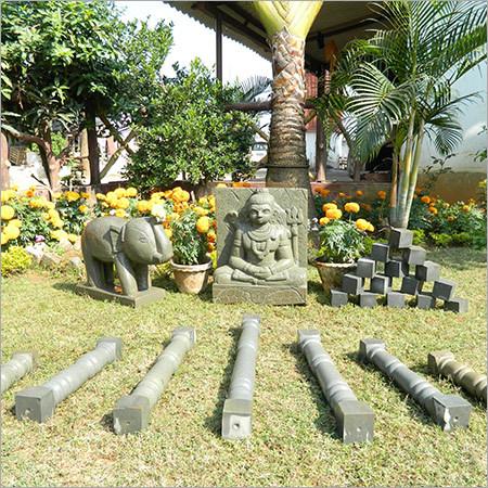 Simple Sandstone Pillar