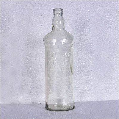 1000 Ml. Glass Bottle