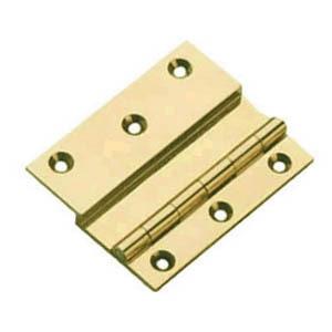 Brass L Hinges