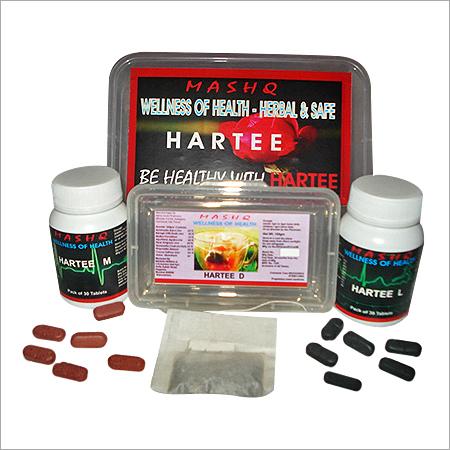 Herbal Heart Care Medicine