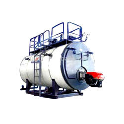 Solid Fuel Fired Hot Water Generator / Boiler