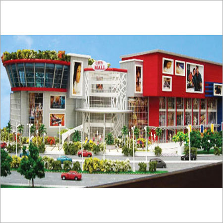 City Mall Model