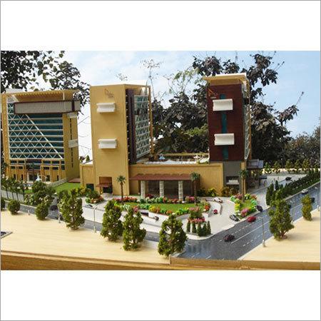 Prasim Hotel Cum Complex Model
