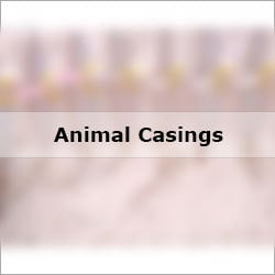 Animal Casings Products