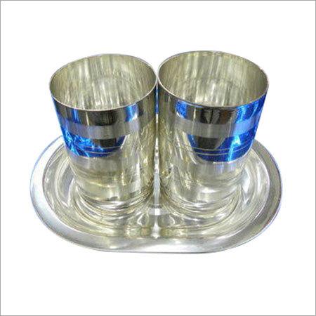 Silver Glass Sets