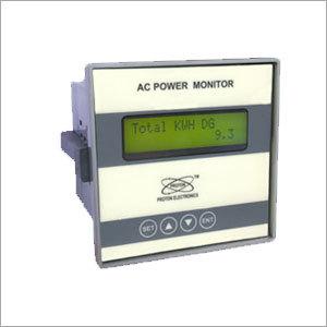 Ac Power Monitor