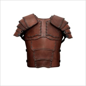 Armour Leather Plate