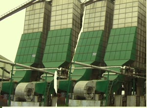 Paddy Drier plant