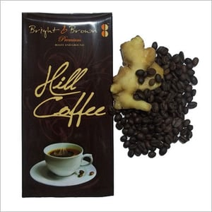 Ginger Flavoured Coffee