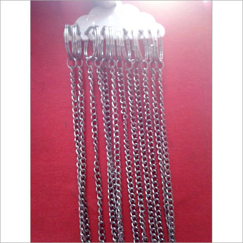 Metallic Key Chain