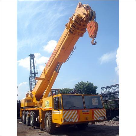 Mobile Cranes Hiring Service