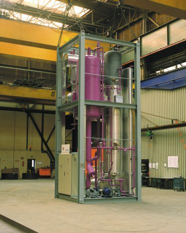 Ammonia Absorption Plant