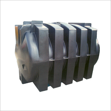 Horizontal Shaped Tank Moulds