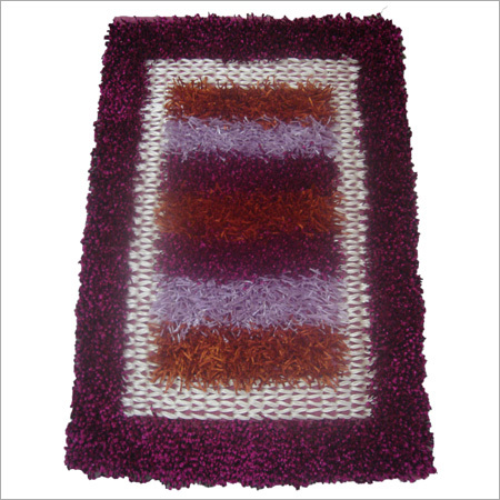 Indoor Polyester Shaggy Rug
