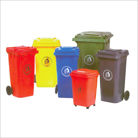 Wheeled Garbage Bin Moulds