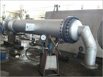 Expansion Bellows heat exchanger