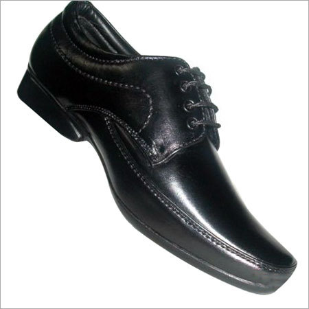 Mens Plain Footwear