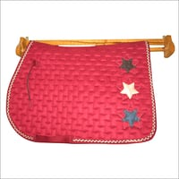 Red Saddle Pads