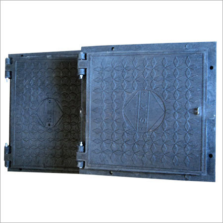 PVC Printed Manhole Cover