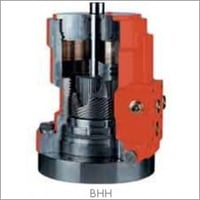 Bettis Helical Hydraulic Actuator