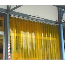 Colored PVC Strip Curtains
