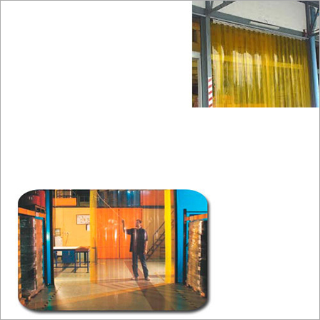 Flexible PVC Strip Curtain