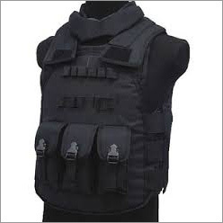 Fire Safety Bullet Proof Jacket