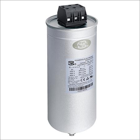 Power Correction Capacitors