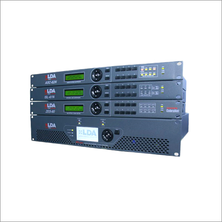 Industrial Public Address System
