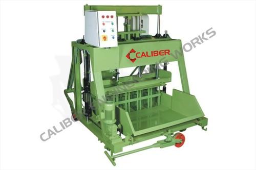 Solid Block Making Machine 1060