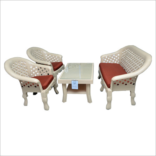 Plastic Sofa Set At Best Price In Delhi Delhi Dwelling Trends