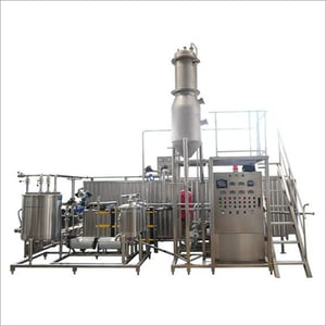 Curd Plant Machinery