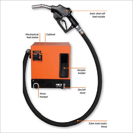 Mini Bowser Diesel Refilling System