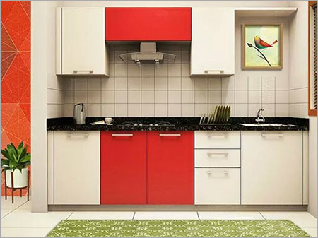 Simple Kitchen Designing Service In Athipet Chennai Omega Interiors