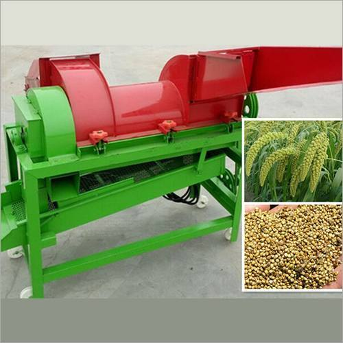 Millet Thresher