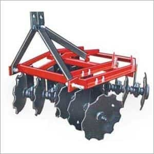 Mounted Disc Harrow