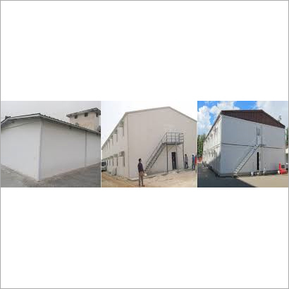 Prefabricated Residential Buildings