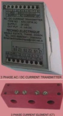 AC to DC Current Transmitters