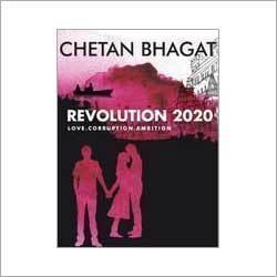 Revolution 2020 Novel
