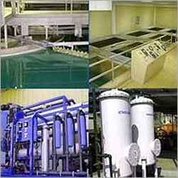 Water Treatment Turnkey Contract